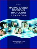 Making Career Decisions That Count 9780131712775