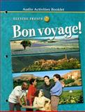 Glencoe French 1A Bon Voyage! Audio Activities Booklet 9780078242779