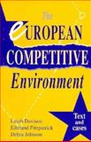 The European Competitive Environment 9780750622783