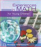 Experiences in Math for Young Children 9781401862787