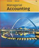 Managerial Accounting 9th Edition