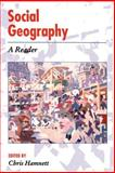 Social Geography 9780340662823