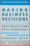 Making Business Decisions 9780201592825