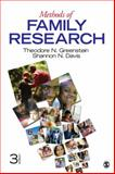 Methods of Family Research 3rd Edition