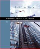 Business Analysis and Valuation 9780324302868