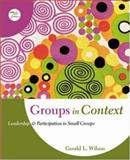 Groups in Context 9780072862874