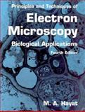 Principles and Techniques of Electron Microscopy 9780521632874