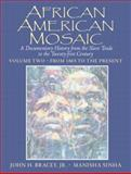African Americans Mosaic 9780130922885