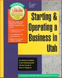 Starting and Operating a Business in Utah 9781555712891