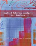 Applied Behavior Analysis for Teachers 8th Edition