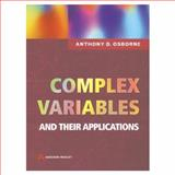 Complex Variables and Their Applications 9780201342901