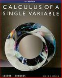 Calculus Single Var AP ED 9E 9780547212906