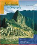 Introduction to Geography 9780072472912