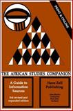 The African Studies Companion 9780954102913