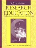 Qualitative Research for Education 9780205482931
