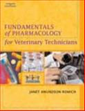 Fundamentals of Pharmacology for Veterinary Technicians 9781401842932