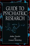 Guide to Psychiatric Research 9780849302954