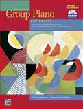 Alfred's Group Piano for Adults Student Book 9780739053010