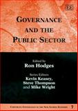 Governance and the Public Sector 9781845423025