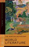 The Norton Anthology of World Literature 2nd Edition
