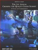 1st Annual Crossing the Quality Chasm Summit 9780309093033