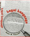 Legal Language 1st Edition