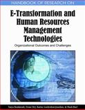 Handbook of Research on E-Transformation and Human Resources Management Technologies 9781605663043