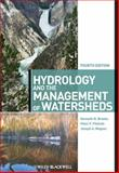 Hydrology and the Management of Watersheds 4th Edition