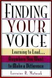 Finding Your Voice 1st Edition