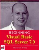 Beginning SQL Server 7.0 with Visual Basic 9781861003065