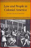 Law and People in Colonial America 9780801843075