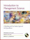 Introduction to Management Science 9780072503081