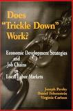 Does Trickle down Work? 9780880993081