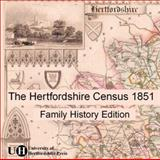 The Hertfordshire Census 1851 9781905313082