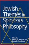 Jewish Themes in Spinoza's Philosophy 9780791453100