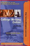 College Writing Online 9780321103109