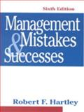 Management Mistakes and Successes 9780471333111