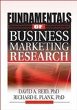 Fundamentals of Business Marketing Research 9780789023117