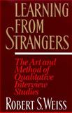 Learning from Strangers 1st Edition