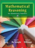 Mathematical Reasoning for Elementary School Teachers 9780321693129