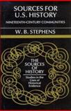 Sources for U. S. History 9780521353151
