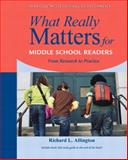 What Really Matters for Middle School Readers 9780205393190