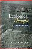 Ecological Thought 9780745613192