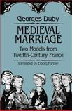 Medieval Marriage 9780801843198