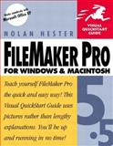 Filemaker Pro 5.5 for Windows and Macintosh 9780201773200