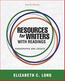 Resources for Writers with Readings 4th Edition