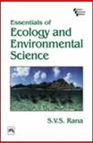 Essentials of Ecology and Environmental Science 9788120323209