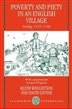 Poverty and Piety in an English Village 9780198203216