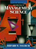 Introduction to Management Science 9780132093217