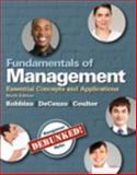 Fundamentals of Management 9th Edition